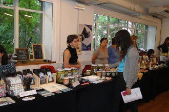 Feria emprendimiento femenino