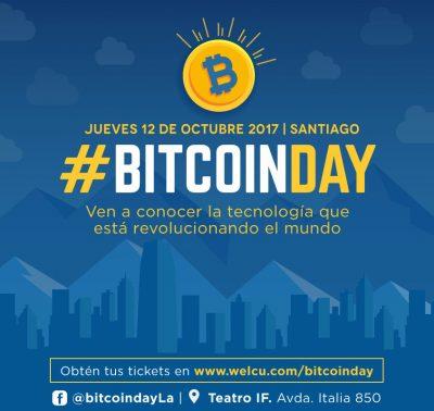 BitcoinDay Santiago 2017