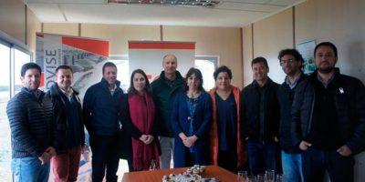 Fundación Chile y Fraunhofer