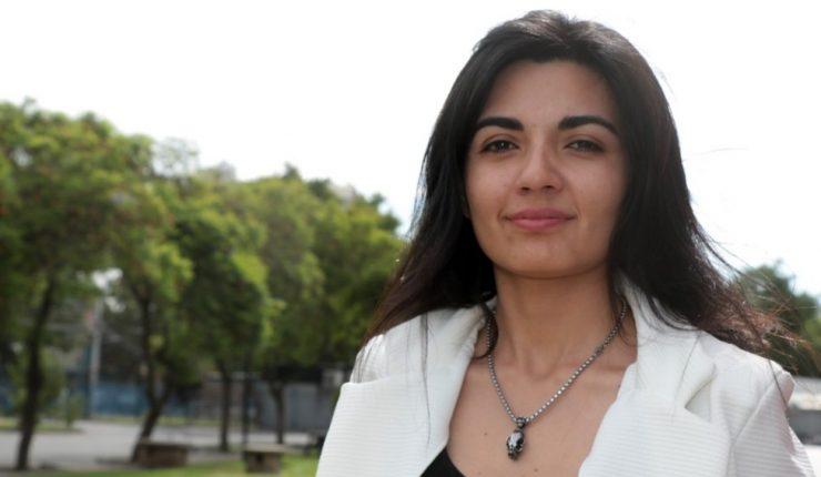 La innovadora chilena Cindy Gallardo